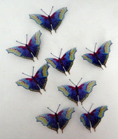 3d Colourful wall sticker butterflies, Fantasy Flare by Flutterframes, wall decor