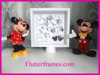 Minnie and Mickey Mouse 3 dimensional picture