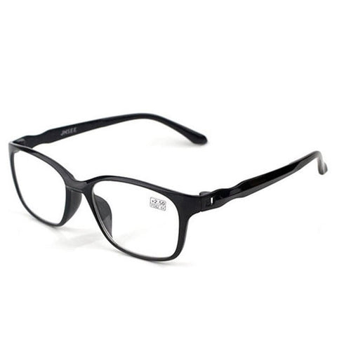 iboode Reading Glasses Men Anti Blue Rays Presbyopia Eyeglasses Antifatigue Computer Eyewear with +1.5 +2.0 +2.5 +3.0 +3.5 +4.0