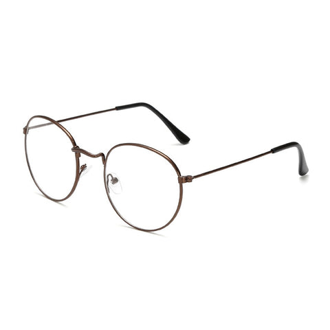 Zilead Oval Metal Reading Glasses Clear Lens Men Women Presbyopic Glasses Optical Spectacle Eyewear Prescription 0 to +4.0