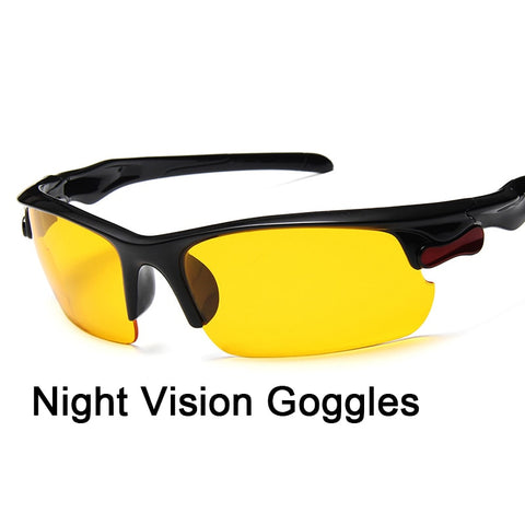 KILIG 2019 New Night Vision Driver Goggles Unisex Vision Sun Glasses Car Driving Glasses UV400 Protection Sunglasses Eyewear