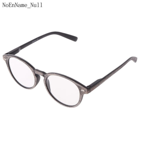 Retro Imitation Wood Reading Glasses For Women Men Unisex Presbyopia Radiation Glasses + 1.0 + 1.5 + 2.0 + 2.5 + 3.0 + 3.5 + 4.0