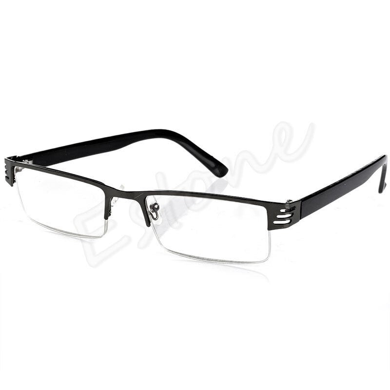 1PC Blue Film Resin Reading Glasses +1.00 1.50 2.00 2.50 3.00 3.50 4.00 Diopter