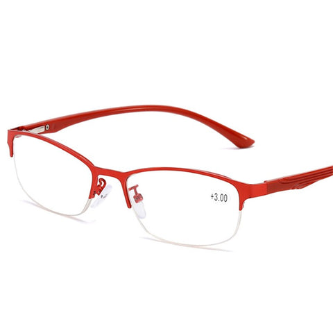Imwete Reading Glasses Women Anti-fatigue Optical Hyperopia Glasses Men Computer Eyewear Mirror Diopter Glasses +1.0 2.0 3.0 4.0