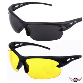 I Key Buy 1PC Windproof Sunglasses Men And Women Cycling Glasses Battery Car Driver Goggles