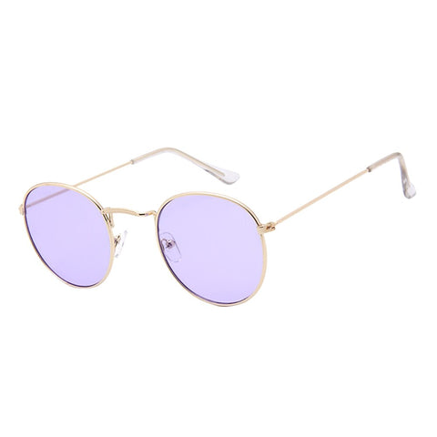 2018 100% Polarizd Sunglasses Women/Men Brand Designer Round Glasses Lady Mirror Sun Glasses Drive Oculos De Sol Gafas