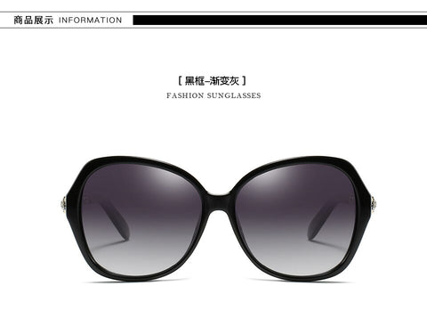 New Polarized Sunglasses Ladies Women Sunglasses Color Lens Diamonds A420 Fashion Driving glasses
