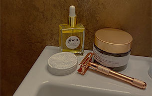 using the right shaving products can help tackle shaving rash