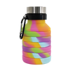 Tie Dye Collapsible Water Bottle
