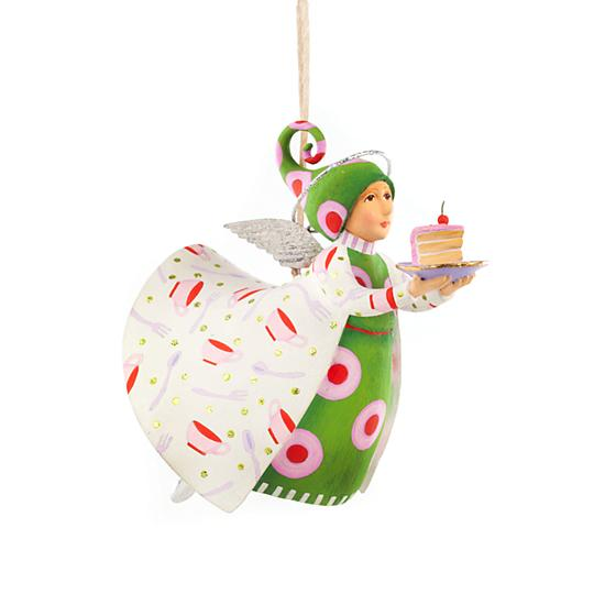 Sweets Paradise Angel Ornament