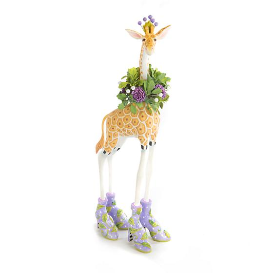Janet Giraffe Ornament