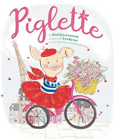 Piglette by Katelyn Aronson