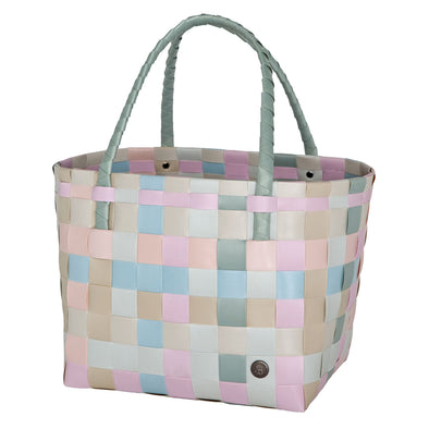 Paris Pastel Mix Recycled Tote