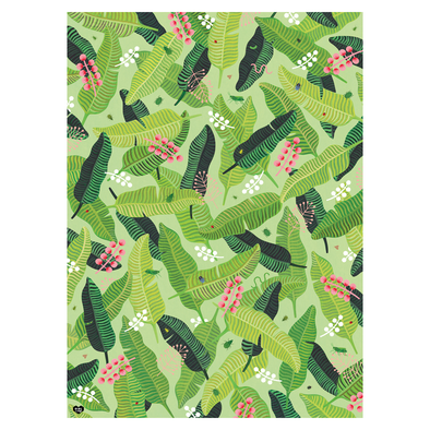 Tropical Swoon Wrapping Paper