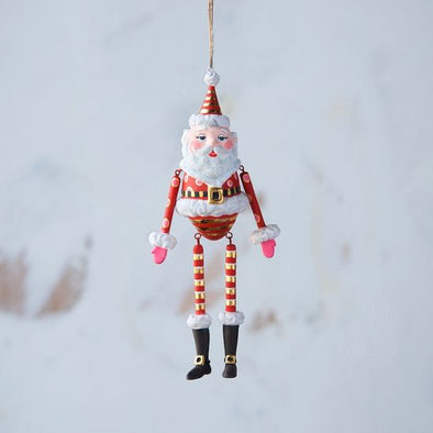 GV Papa Noel Ornament