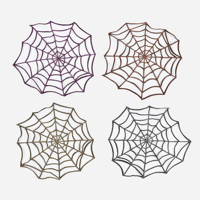 Fabric Spider Web