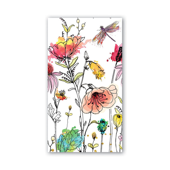 Posies Hostess Napkin