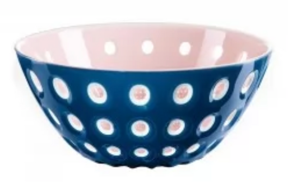 Large Blue/Pink Le Murrine Bowl