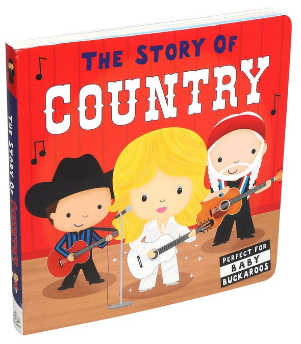 The Story of Country by Lindsey Sagar