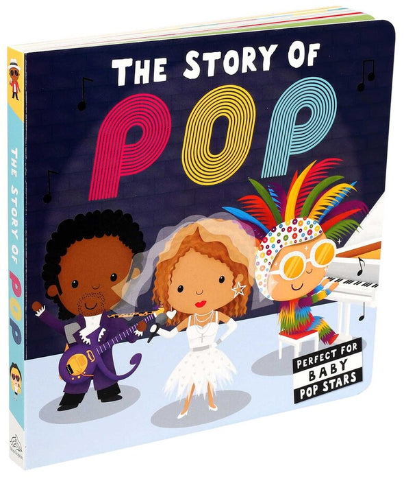 The Story of Pop by Lindsey Sagar
