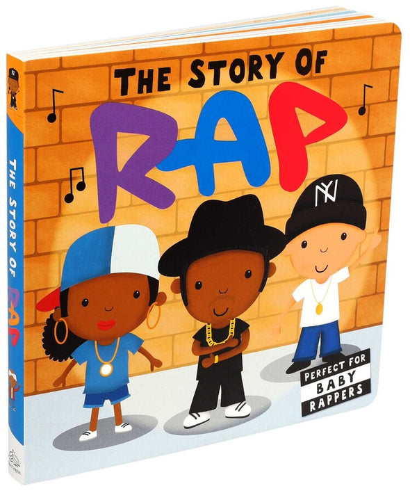 The Story of Rap by Lindsey Sagar