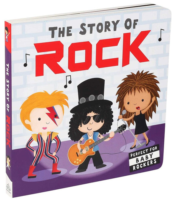 The Story of Rock by Lindsey Sagar