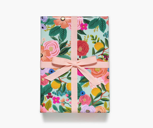 Garden Party Wrapping Roll