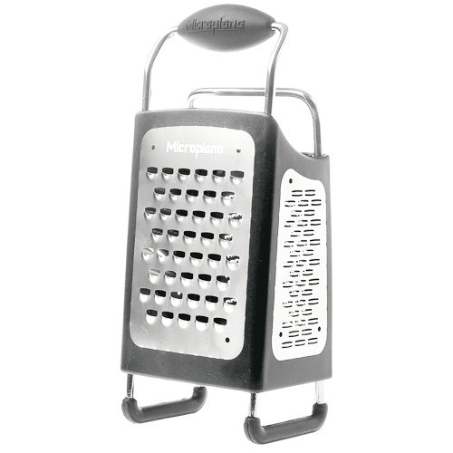 Microplane - Box Grater 4 in 1 rasp