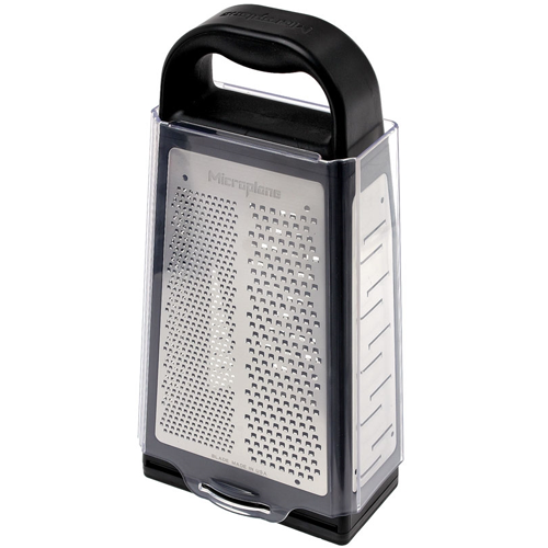 Microplane - Elite Box Grater, rasp