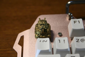Imperial Jade Seal Keycap - TheKeyCaps - KeyCap