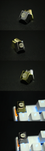 Load image into Gallery viewer, CSGO Silver/Gold Keycap - TheKeyCaps - KeyCap