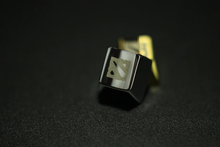 Load image into Gallery viewer, Dota2 Silver Keycap - TheKeyCaps - KeyCap