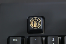 Load image into Gallery viewer, IG Keycap - TheKeyCaps - KeyCap