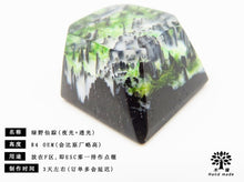Load image into Gallery viewer, Noctilucent Keycap - TheKeyCaps - KeyCap