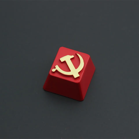 Communist Party Keycap - TheKeyCaps
