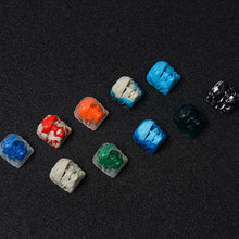 Load image into Gallery viewer, Resin Mummy Keycaps - TheKeyCaps - KeyCap