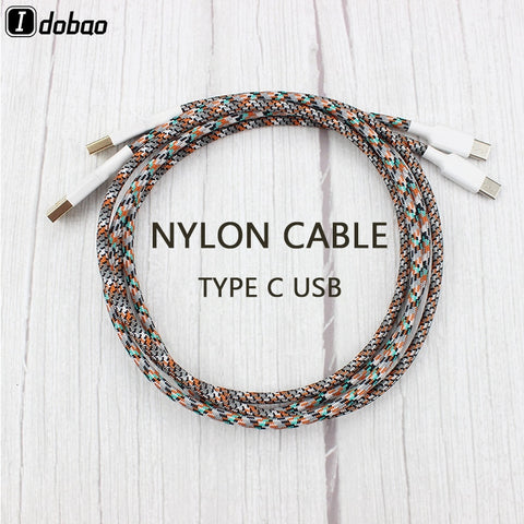 Nylon Cable Wire Mechanical Keyboard GH60 USB Cable Type-c - TheKeyCaps