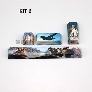 Animated Keycap Set - TheKeyCaps - KeyCap