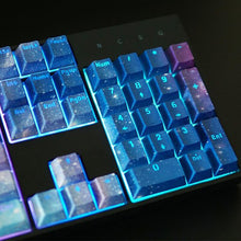 Load image into Gallery viewer, Starry Sky Keycap Set - TheKeyCaps - KeyCap