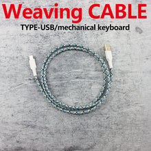 Load image into Gallery viewer, Weaving Cable Wire - TheKeyCaps - KeyCap