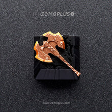 Load image into Gallery viewer, Dota2 Battle fury Artisan Keycap - TheKeyCaps - KeyCap
