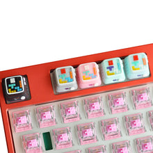 Load image into Gallery viewer, Cream Memory Television Game Machine Keycap - TheKeyCaps - KeyCap
