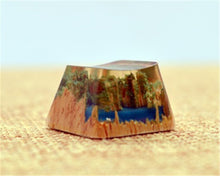 Load image into Gallery viewer, Forest Keycap - TheKeyCaps - KeyCap