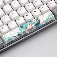 Load image into Gallery viewer, Hatsune Miku Space Bar Keycap - TheKeyCaps