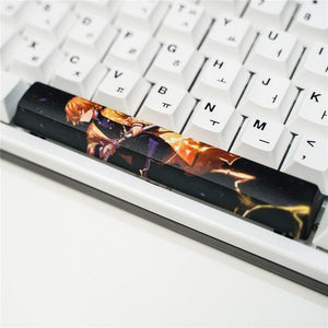 Demon Slayer Space Keycaps - TheKeyCaps