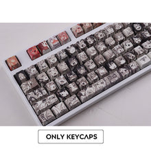 Load image into Gallery viewer, OEM Profile Japanese Ahegao Anime  Keycap - TheKeyCaps