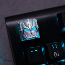 Load image into Gallery viewer, Dark Warrior Keycap - TheKeyCaps - KeyCap