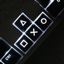 Load image into Gallery viewer, Playstation Arrow Keycap Set - TheKeyCaps