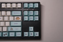 Load image into Gallery viewer, Totoro Anime Keycap Set - TheKeyCaps - KeyCap