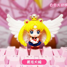 Load image into Gallery viewer, Sailor Moon KeyCap - TheKeyCaps - KeyCap